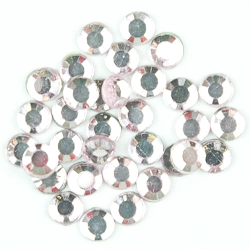 Hot Fix Rhinestones - SS6 - Rose - 1440 stones - Threadart.com