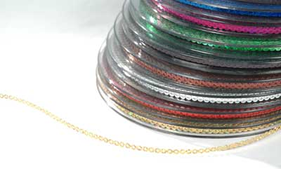 Set of 4mm Sequin Reels - 9 Rolls - Threadart.com