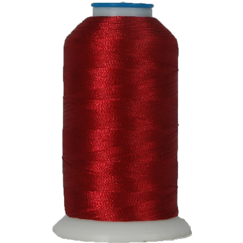 Polyester Embroidery Thread No. 115 - Red Brick - 1000M - Threadart.com