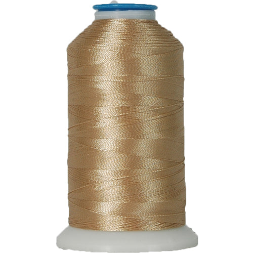 Polyester Embroidery Thread No. 117 - Flax - 1000M - Threadart.com