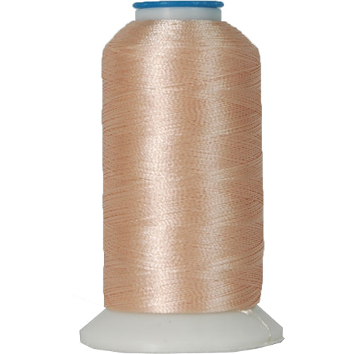 Polyester Embroidery Thread No. 118 - Ecru - 1000M - Threadart.com