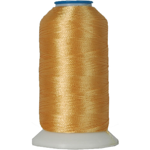 Rayon Thread No. 123 - Maize - 1000M - Threadart.com