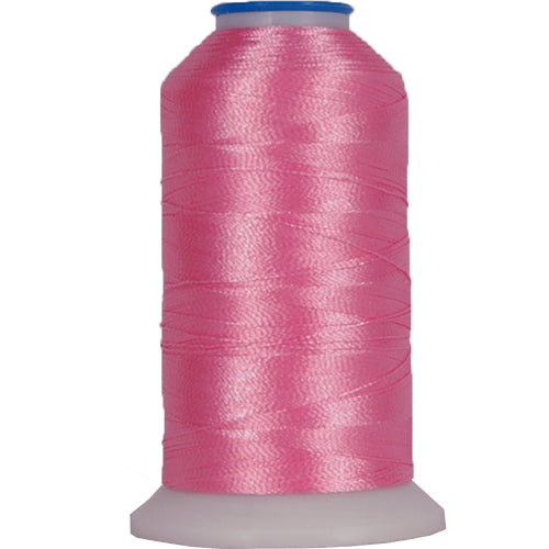 Polyester Embroidery Thread No. 127 - Rose Tint - 1000M - Threadart.com