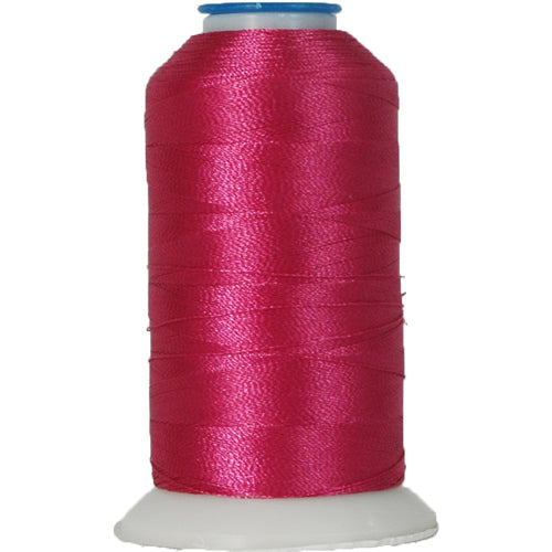 Polyester Embroidery Thread No. 137 - Ruby Rose - 1000M - Threadart.com