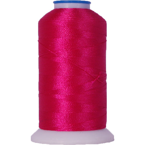 Polyester Embroidery Thread No. 138 - Med Rose - 1000M - Threadart.com