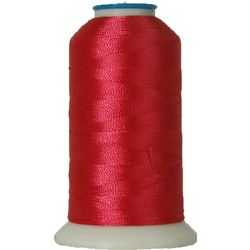 Polyester Embroidery Thread No. 145 - Dark Cherry - 1000M - Threadart.com