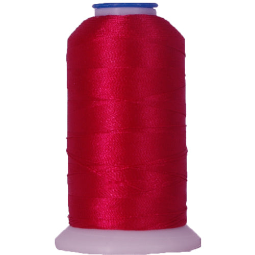 Polyester Embroidery Thread No. 149 - Antique Red - 1000M - Threadart.com