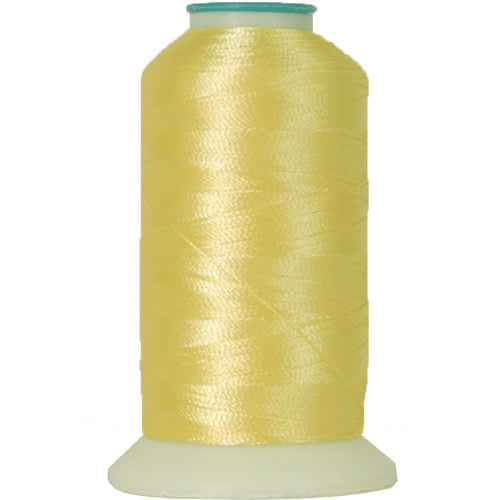 Rayon Thread No. 152 - Lemon - 1000M - Threadart.com