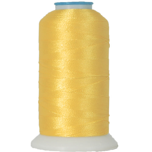 Rayon Thread No. 154 - Yellow - 1000M - Threadart.com