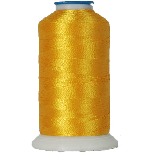 Rayon Thread No. 156 - Pollen Gold - 1000M - Threadart.com