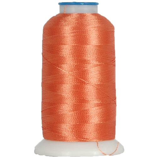Rayon Thread No. 165 - Rust - 1000M - Threadart.com