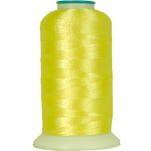Polyester Embroidery Thread No. 172 - Lemonade - 1000M - Threadart.com