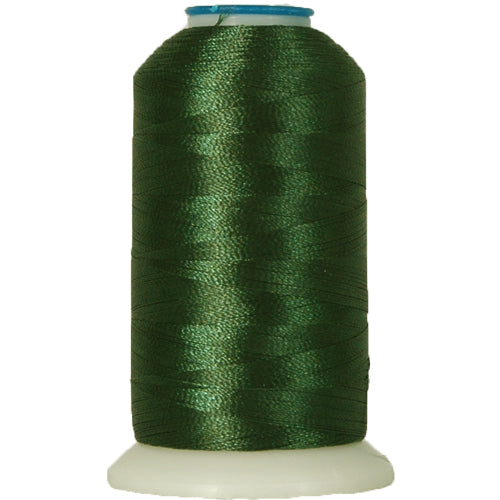 Rayon Thread No. 184 - Evergreen - 1000M - Threadart.com