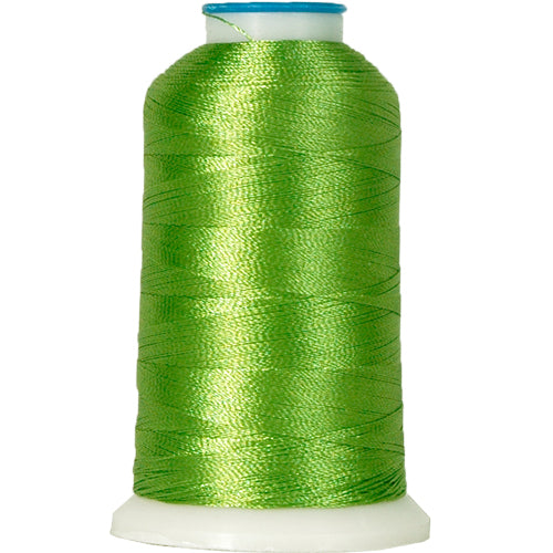 Polyester Embroidery Thread No. 203 - Meadow - 1000M - Threadart.com