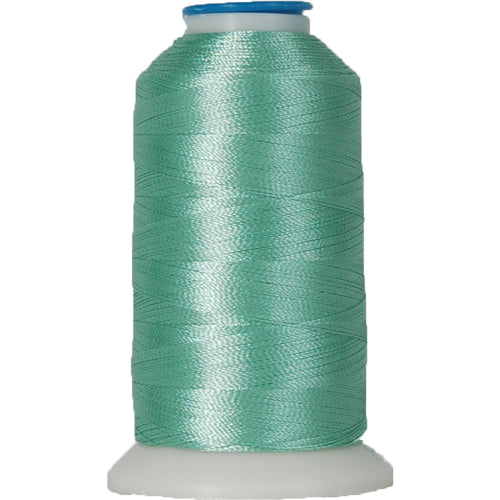 Rayon Thread No. 208 - Sea Foam - 1000M - Threadart.com