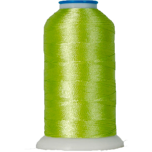Polyester Embroidery Thread No. 214 - Pastel Green - 1000M - Threadart.com