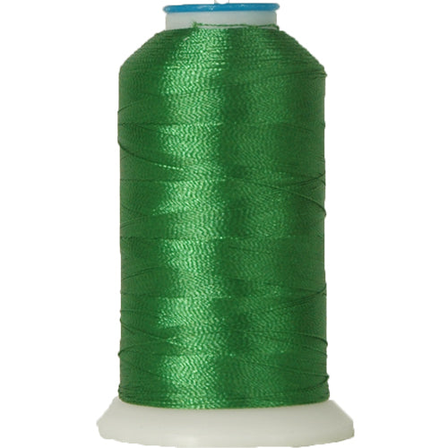 Polyester Embroidery Thread No. 218 - Shamrock - 1000M - Threadart.com