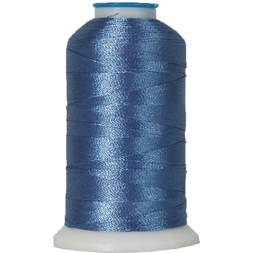 Rayon Thread No. 229 - Dusty Navy - 1000M - Threadart.com