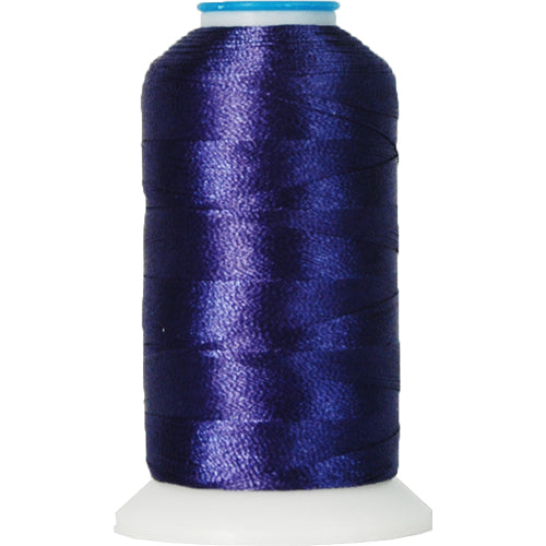 Polyester Embroidery Thread No. 233 - Dk Periwinkle - 1000M - Threadart.com