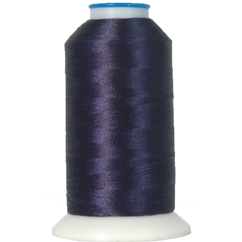 Rayon Thread No. 235 -Md Navy - 1000M - Threadart.com