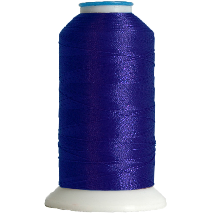 Polyester Embroidery Thread No. 249 - Blueberries - 1000M - Threadart.com