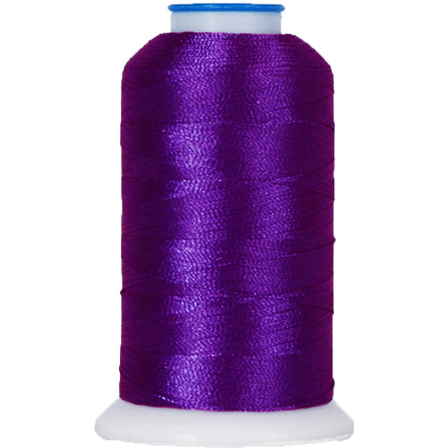 Polyester Embroidery Thread No. 259 - Grape - 1000M - Threadart.com