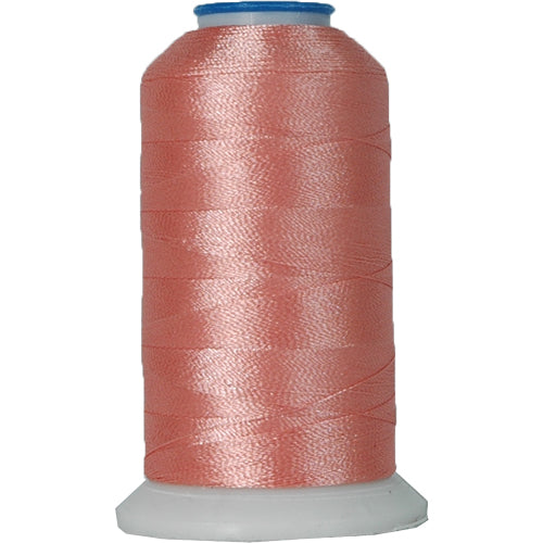 Rayon Thread No. 285 - Dk Peach - 1000M - Threadart.com