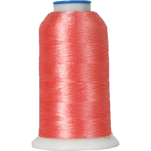 Polyester Embroidery Thread No. 286 - Bronze - 1000M - Threadart.com