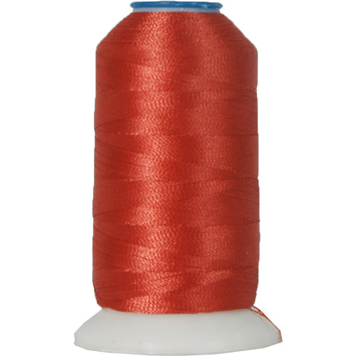 Polyester Embroidery Thread No. 290 - Dk Rust - 1000M - Threadart.com