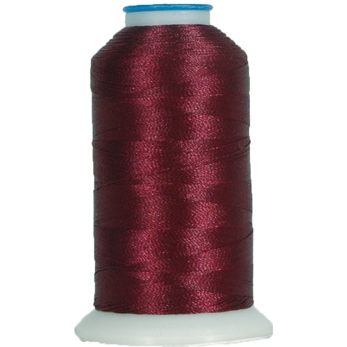 Polyester Embroidery Thread No. 298 - Cabernet - 1000M