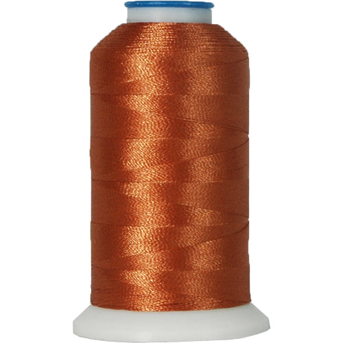 Polyester Embroidery Thread No. 308 - Caramel - 1000M - Threadart.com