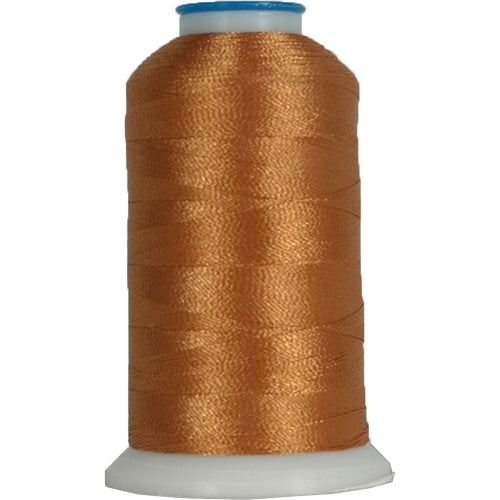 Polyester Embroidery Thread No. 309 - Warm Tan- 1000M - Threadart.com