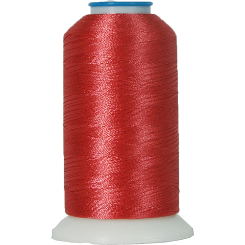 Rayon Thread No. 318 - Brick - 1000M - Threadart.com