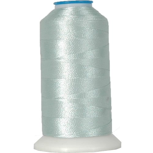 Rayon Thread No. 319 - Cadet Blue - 1000M - Threadart.com