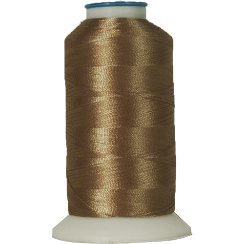 Rayon Thread No. 335 - Earth Tan - 1000M - Threadart.com