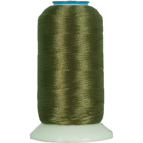 Rayon Thread No. 337 - Hedge - 1000M - Threadart.com