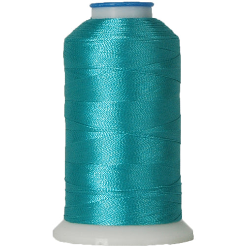 Polyester Embroidery Thread No. 347 - Ocean - 1000M