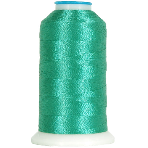 Polyester Embroidery Thread No. 355 - Teal - 1000M