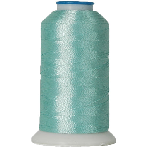 Polyester Embroidery Thread No. 362 - Seaspray - 1000M - Threadart.com