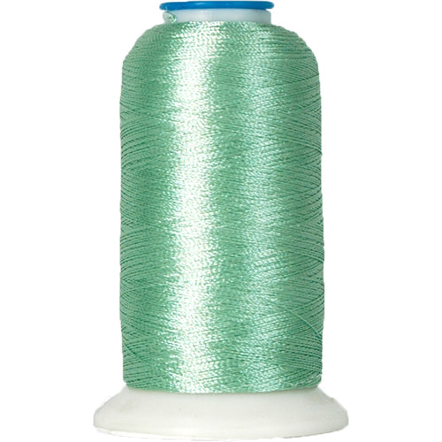 Rayon Thread No. 370 - Mint Green - 1000M - Threadart.com