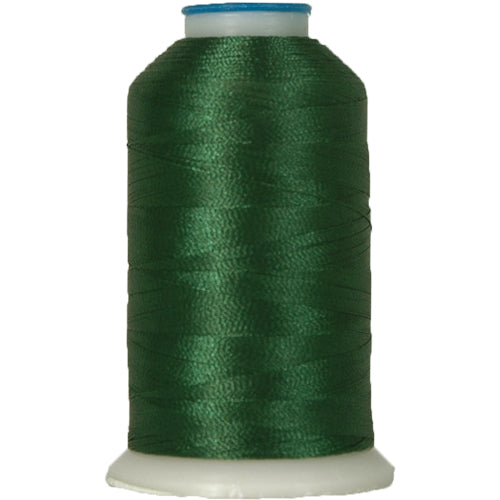 Polyester Embroidery Thread No. 373 - Mallard Green - 1000M - Threadart.com