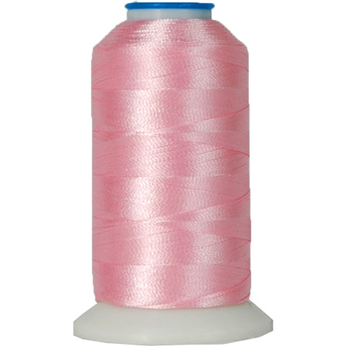 Polyester Embroidery Thread No. 383 - Pink - 1000M