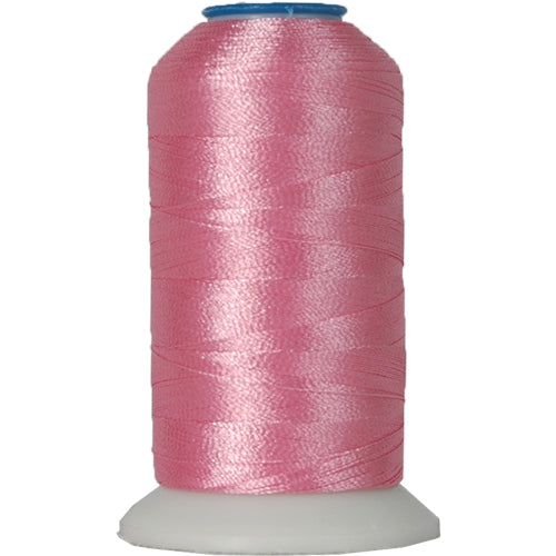 Polyester Embroidery Thread No. 385 - Dusty Pink - 1000M - Threadart.com