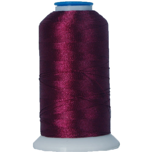 Rayon Thread No. 397- Warm Wine - 1000M - Threadart.com