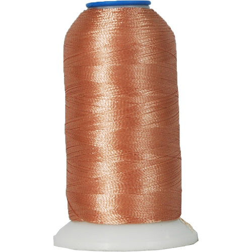 Polyester Embroidery Thread No. 401 - Med Dk Ecru - 1000M - Threadart.com