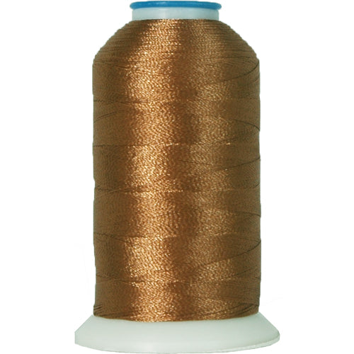 Polyester Embroidery Thread No. 403 -Toast - 1000M - Threadart.com