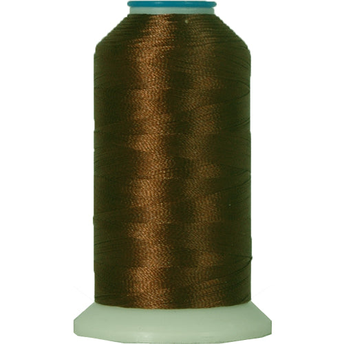 Rayon Thread No. 425 - Dk Brown - 1000M - Threadart.com