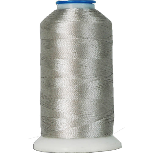 Rayon Thread No. 428 - Banner Grey - 1000M - Threadart.com