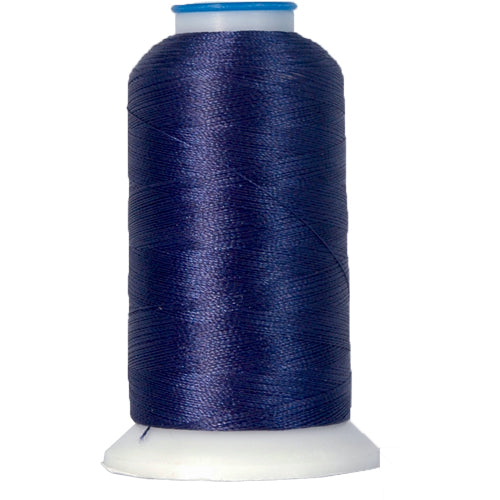 Polyester Embroidery Thread No. 436 - Flag Navy - 1000M - Threadart.com