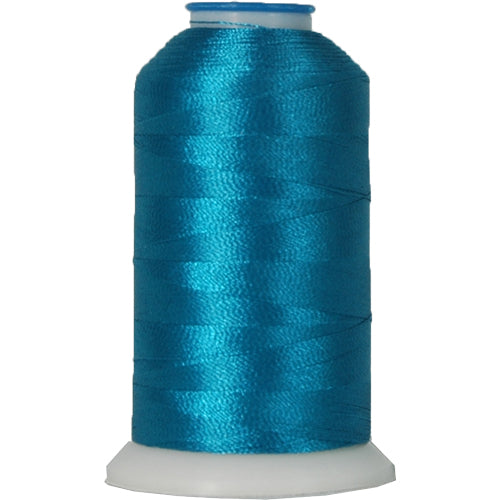 Rayon Thread No. 465 - Aquamarine - 1000M - Threadart.com